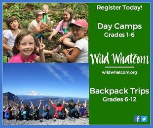 Summer Camps at Wild Whatcom