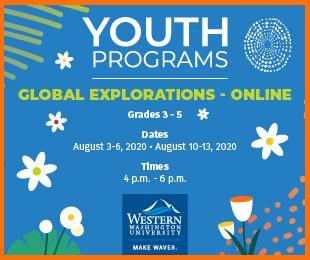 WWU Global Youth Programs Summer 2020