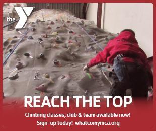 Whatcom Family YMCA Climbing October 2019